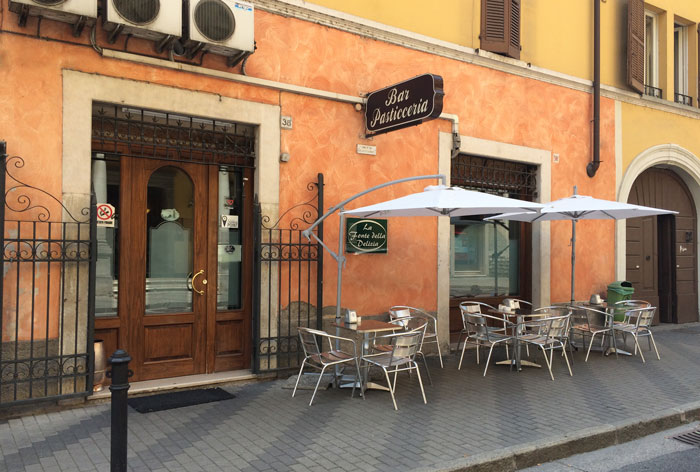 Pasticceria Caffetteria – Dolce e caffè